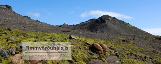 Are you preparing for a hike on Fimmvörðuháls trail?