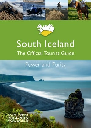 New editition - South Iceland - The official tourist guide