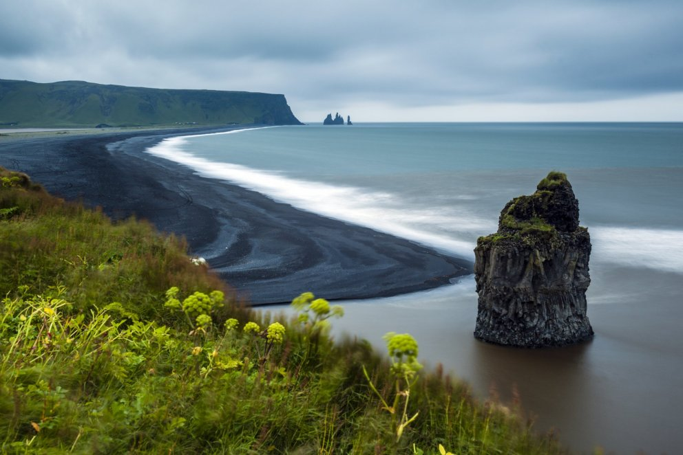 Reynisfjara beach among the best