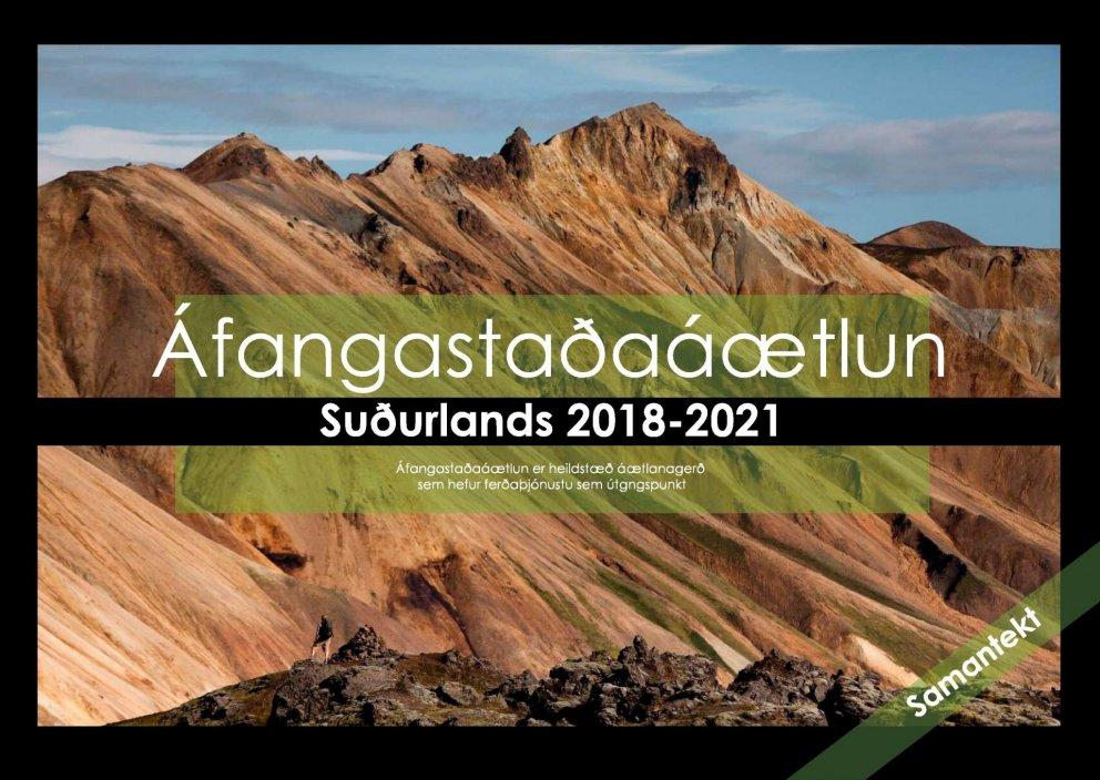 Áfangastaðaáætlun Suðurlands komin út