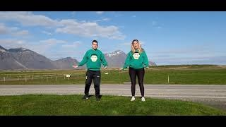 Daði Freyr - Think about things, dance routine by South Iceland